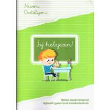 Írj helyesen! - Hallási diszkriminációt fejlesztő gyakorlatok iskolásoknak