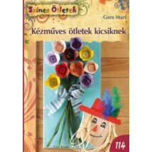 Kézműves ötletek kicsiknek - SZÍNES ÖTLETEK 114.