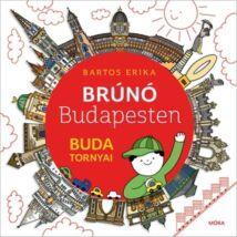 Brúnó Budapesten 1. - Buda tornyai