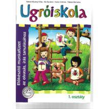 Ugróiskola - Előkészítő munkafüzet az olvasás, írás tanulásához + melléklet 1. osztály