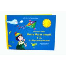 SzóKiMondóka - Móna Manó mesék 1-3 - A világ manó szemmel