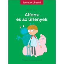 Alfonz és az űrlények - Szeretek olvasni! sorozat