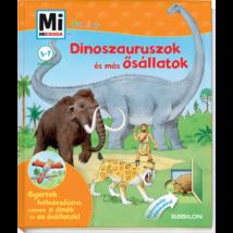 Dinoszauruszok és más ősállatok - Mi MICSODA Junior