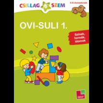 Ovi-Suli 1. - Színek, formák, idomok