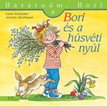 Bori és a húsvéti nyúl - Barátnőm, Bori