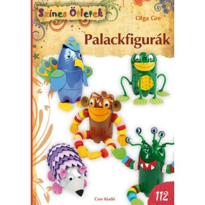 PALACKFIGURÁK - SZÍNES ÖTLETEK 112.