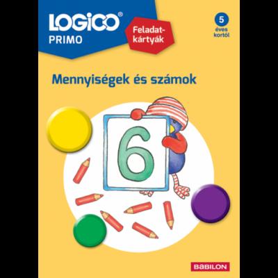 Logico Primo Mennyiségek és számok