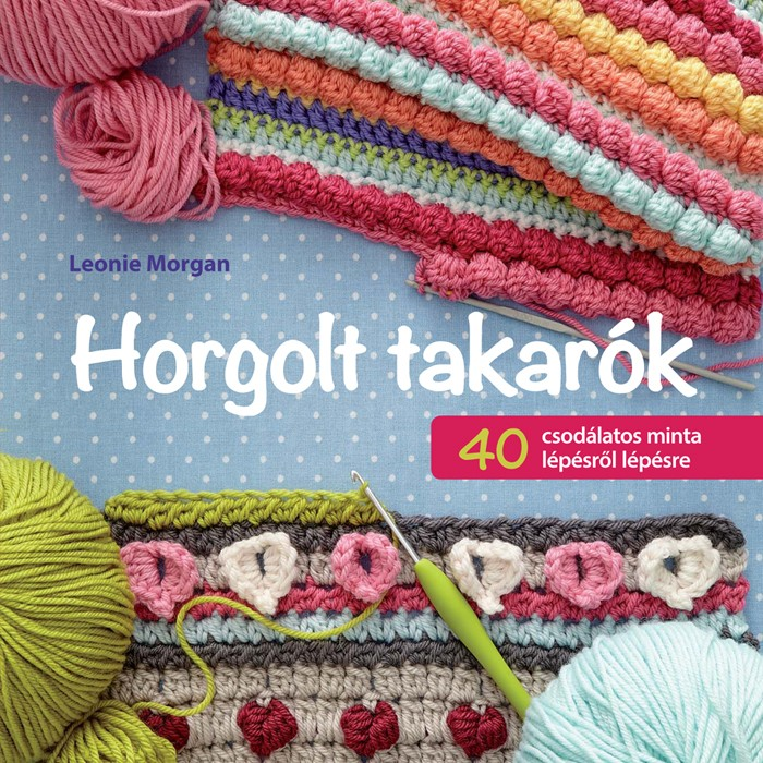 3e4207ceba26 Horgolt takarók. 40 csodálatos minta lépésről lépésre